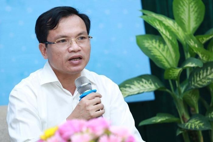 Ông Mai Văn Trinh – Cục trưởng Cục Quản lý Chất lượng, Bộ Giáo dục và Đào tạo. Ảnh: Lao Động.