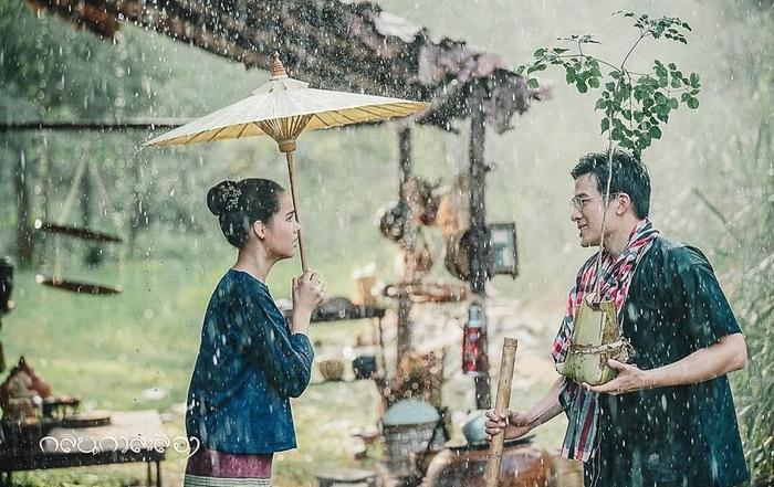 Yaya Urassaya một lần nữa khẳng định tài năng diễn xuất qua việc đảm nhận 4 tính cách nhân vật trong Klin Kasalong