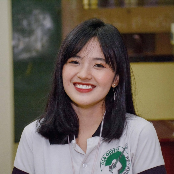 Ngoài Tân Hoa hậu Lương Thùy Linh, THPT Chuyên Cao Bằng còn là nơi đào tạo những 'hotgirl' làm chao đảo cộng đồng mạng ảnh 8