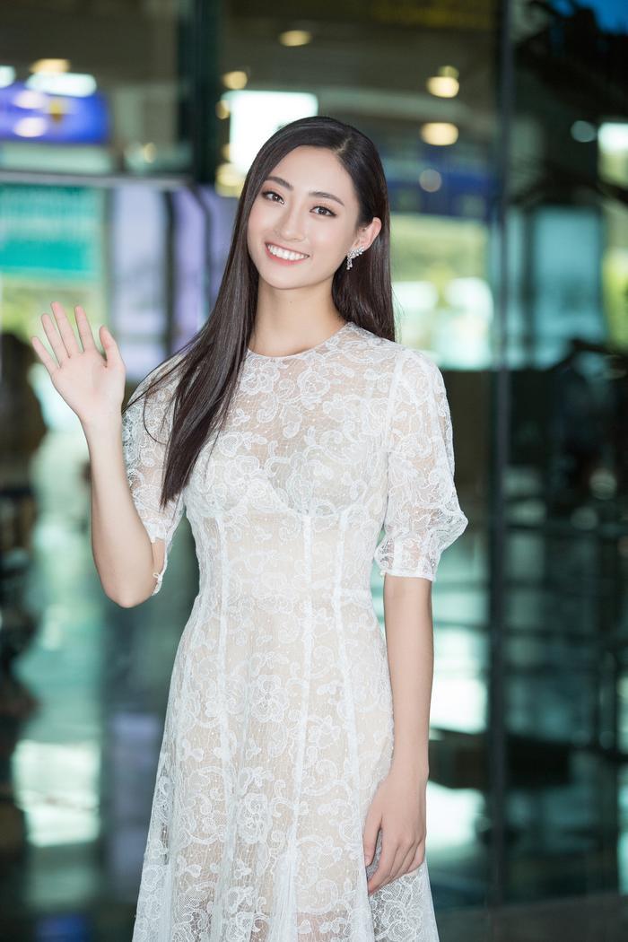 Lương Thùy Linh.
