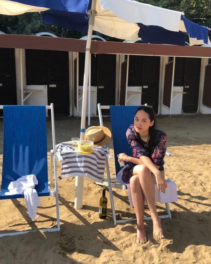 Chị gái Á hậu Tường San: Cá tính, thành tích học khủng, hiện đang học tại Pháp ảnh 6