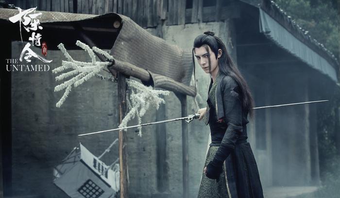 Trần tình lệnh: Phân cảnh hậu trường nốt cao kinh điển của Tiết Dương được thể hiện trên phim như thế nào? ảnh 17