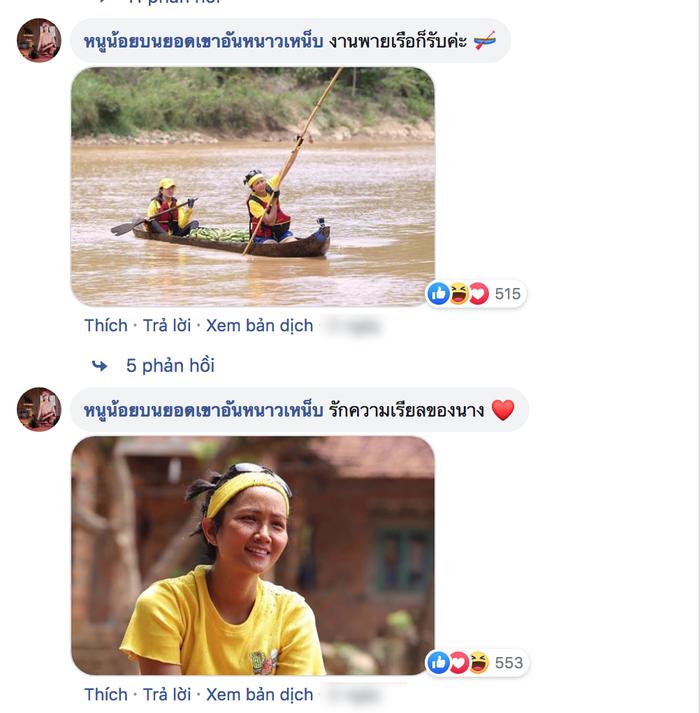 Fan Thái phát cuồng, bình luận rôm rả với hình ảnh HHen Niê đựng chôm chôm trong túi hiệu 12 triệu ảnh 3