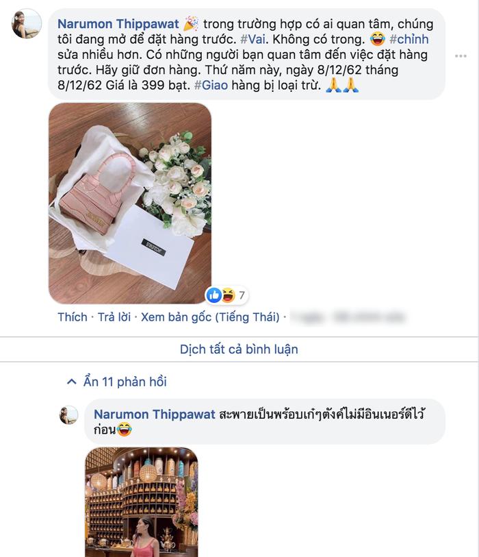 Fan Thái phát cuồng, bình luận rôm rả với hình ảnh HHen Niê đựng chôm chôm trong túi hiệu 12 triệu ảnh 6