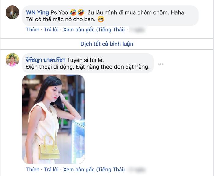 Fan Thái phát cuồng, bình luận rôm rả với hình ảnh HHen Niê đựng chôm chôm trong túi hiệu 12 triệu ảnh 7