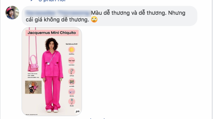 Fan Thái phát cuồng, bình luận rôm rả với hình ảnh HHen Niê đựng chôm chôm trong túi hiệu 12 triệu ảnh 8