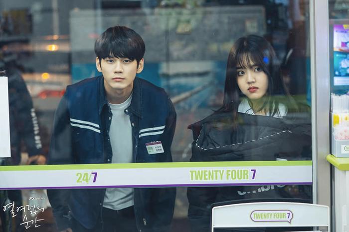 Knet ngợi khen diễn xuất của Ong Seong Woo, Khoảnh khắc tuổi 18 đạt rating cao nhất trong tập 6 ảnh 8