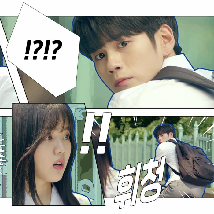 Knet ngợi khen diễn xuất của Ong Seong Woo, Khoảnh khắc tuổi 18 đạt rating cao nhất trong tập 6 ảnh 0