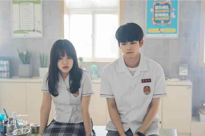 Knet ngợi khen diễn xuất của Ong Seong Woo, Khoảnh khắc tuổi 18 đạt rating cao nhất trong tập 6 ảnh 2