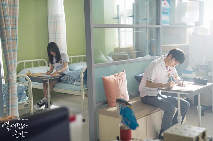 Knet ngợi khen diễn xuất của Ong Seong Woo, Khoảnh khắc tuổi 18 đạt rating cao nhất trong tập 6 ảnh 3
