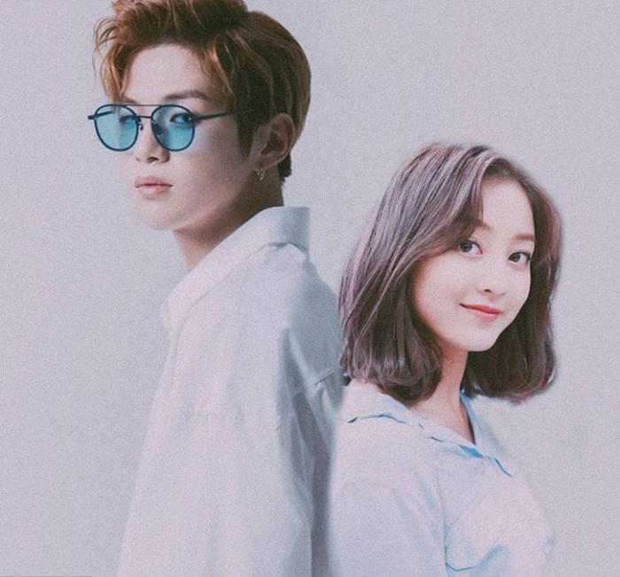 Cứ tưởng Kang Daniel và Jihyo đang tựa vai vào nhau thật, thế nhưng…