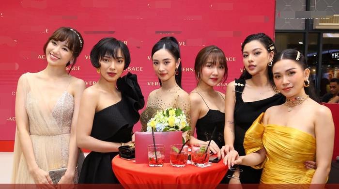 Gương mặt hốc hác của Châu Bùi gây chú ý mạnh khi xuất hiện cùng Tú Hảo, Chloe Nguyễn trong một khung hình ảnh 0