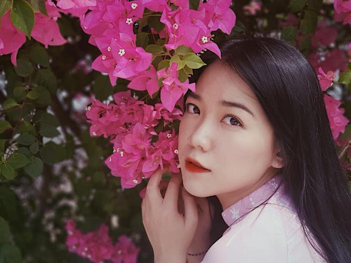 Nguyễn Thị Ngọc Tú sở hữu gương mặt gợi nhắc nữ idol IU