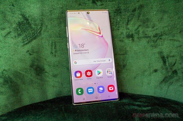 Samsung chính thức trình làng bộ đôi Samsung Galaxy Note10 và Note10+, giá khởi điểm 949 USD ảnh 1