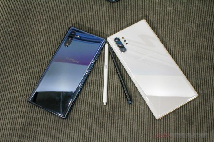 Samsung chính thức trình làng bộ đôi Samsung Galaxy Note10 và Note10+, giá khởi điểm 949 USD ảnh 0