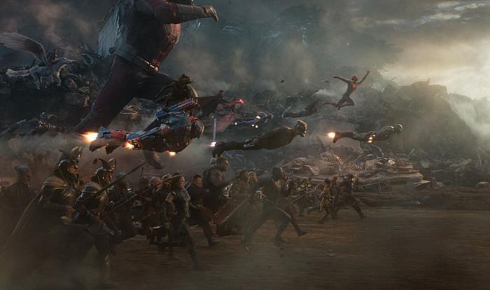 Màn đại chiến cuối phim cũng là đủ để cho thấy sự dàn dựng xuất sắc từ phía sản xuất.