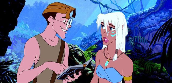 Atlantis: The Lost Empire sẽ không được Disney dòm ngó dù cho các fan không ngừng hối thúc.