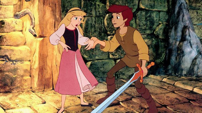 """The Black Cauldron chẳng khác nào là """"cái gai"""" trong mắt Disney."""