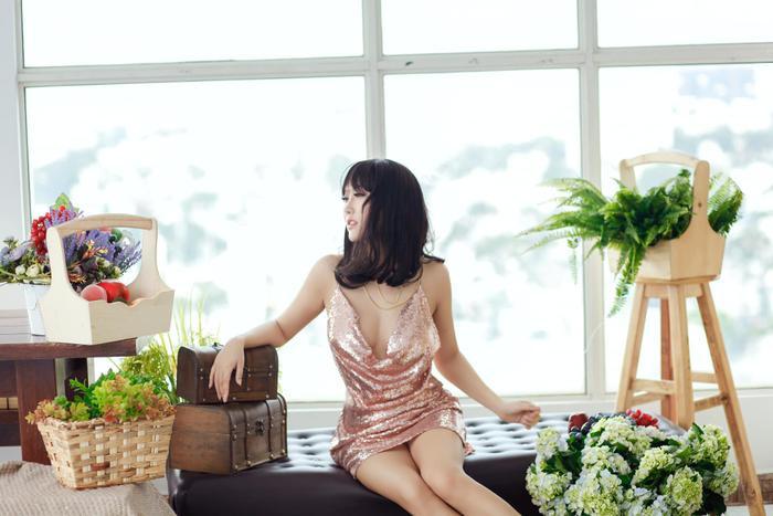 """Tuy nhiên Phi Thanh Vân khẳng định rằng hiện tại cô đã sẵn sàng cho một cuộc hôn nhân mới và tin rằng, với những tri thức mà mình đang có thì đó sẽ là """"hành trang hữu ích"""" cho cuộc sống hôn nhân hạnh phúc sau này của mình."""