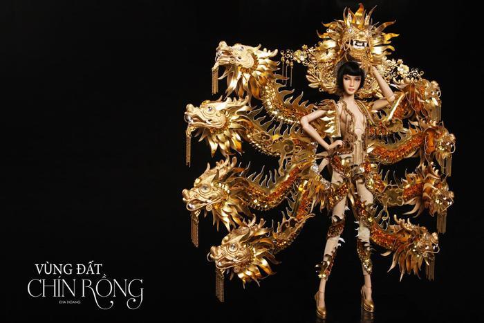 HHen Niê muốn Hoàng Thùy giật giải National Costume Miss Universe: Đã thi là phải thắng! ảnh 9