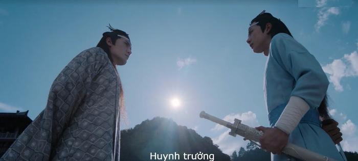 Anh trai vàng trong làng tu tiên kiêm chuyên gia tư vấn tình cảm cho Lam nhị công tử