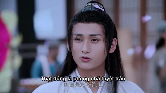 Thanh Hà Nhiếp thị Nhiếp Hoài Tang: Ảnh đế phát ngôn câu nào cũng chuẩn!