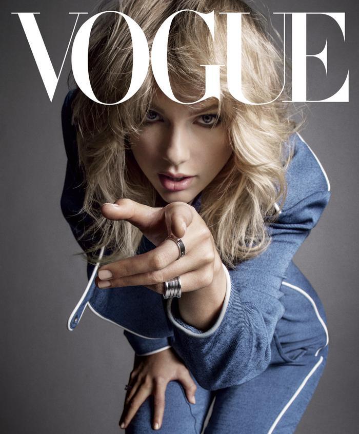 Taylor Swift là khách mời đặc biệt của tạp chí Vogue tháng 9 này.