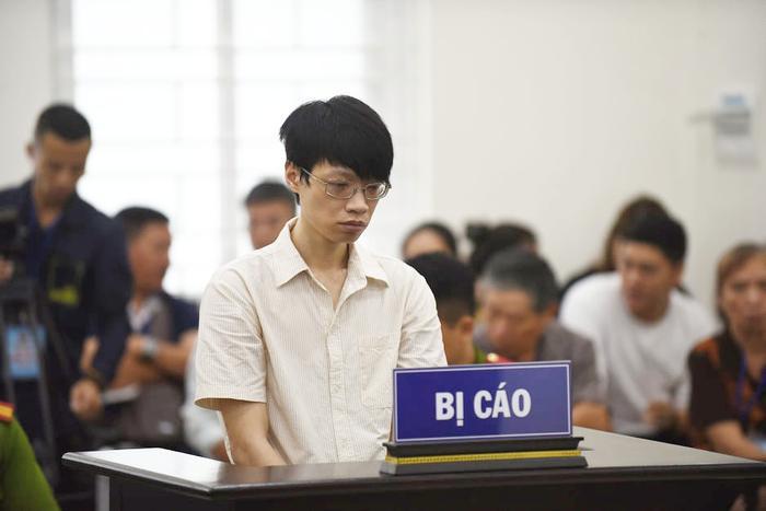 Toà tuyên phạt Nguyễn Anh Tú mức án tử hình.