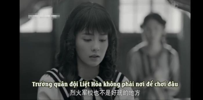 Từ 'Chiêu Diêu' sang 'Trường quân đội Liệt Hỏa', Trương Hâm và Bạch Lộc vẫn dính nhau như sam ảnh 17