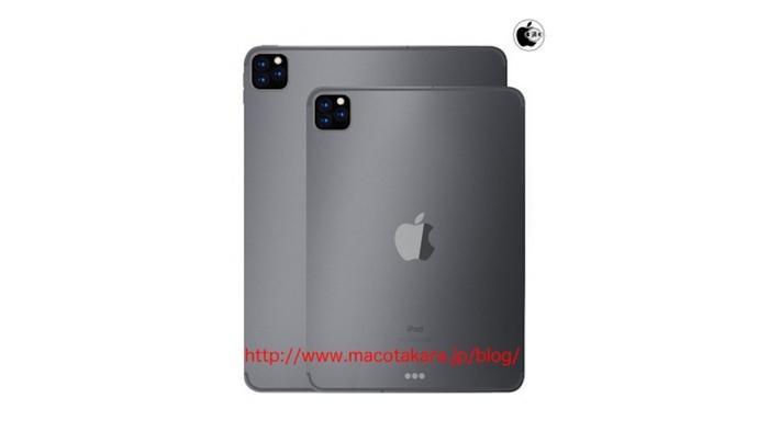iPhone 11 có thể không phải là thiết bị duy nhất của Apple có ba camera sau trong năm nay.