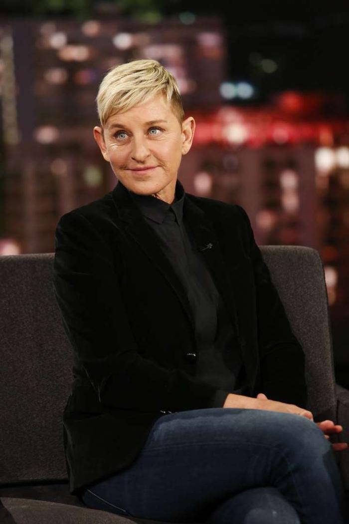 MC quốc dân Ellen dẫn đầu danh sách với 49&.