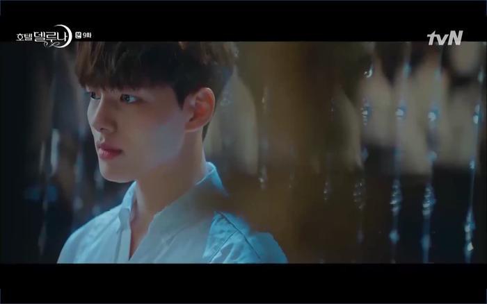Phim Hotel Del Luna tập 9: IU tan biến ngay trước mắt Yeo Jin Goo, Lee Tae Seo tái sinh thành cảnh sát? ảnh 9