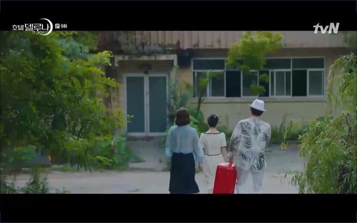 Phim Hotel Del Luna tập 9: IU tan biến ngay trước mắt Yeo Jin Goo, Lee Tae Seo tái sinh thành cảnh sát? ảnh 6