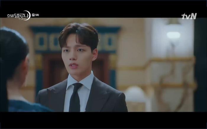 Phim Hotel Del Luna tập 9: IU tan biến ngay trước mắt Yeo Jin Goo, Lee Tae Seo tái sinh thành cảnh sát? ảnh 18
