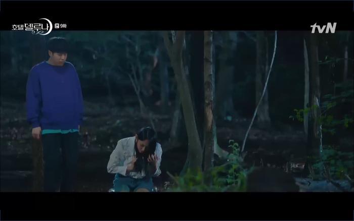 Yoo Na và Hyung Jeong tìm thấy nơi chôn của nhiều xác chết.