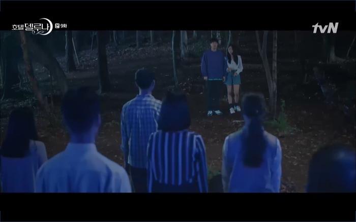 Phim Hotel Del Luna tập 9: IU tan biến ngay trước mắt Yeo Jin Goo, Lee Tae Seo tái sinh thành cảnh sát? ảnh 43