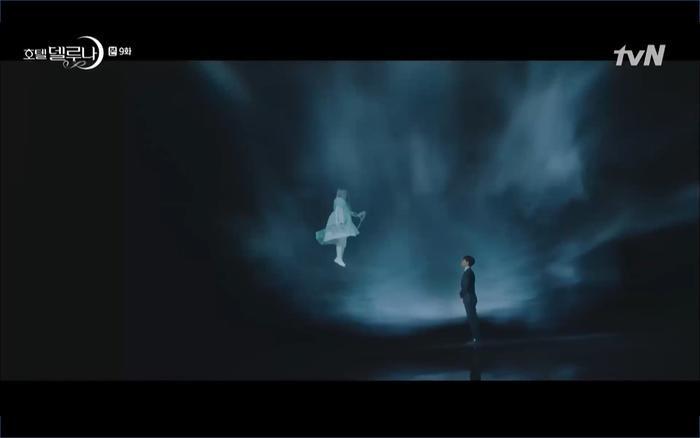 Phim Hotel Del Luna tập 9: IU tan biến ngay trước mắt Yeo Jin Goo, Lee Tae Seo tái sinh thành cảnh sát? ảnh 26