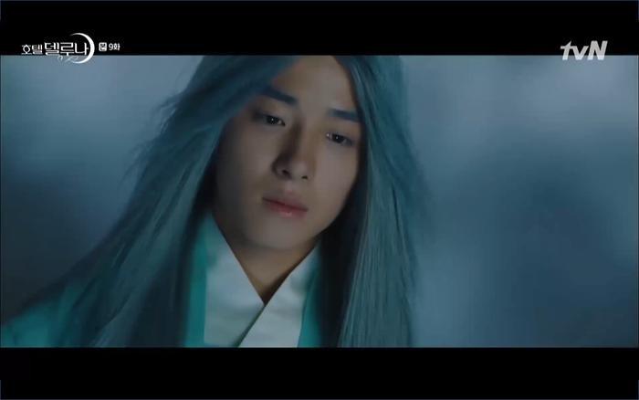 Phim Hotel Del Luna tập 9: IU tan biến ngay trước mắt Yeo Jin Goo, Lee Tae Seo tái sinh thành cảnh sát? ảnh 27