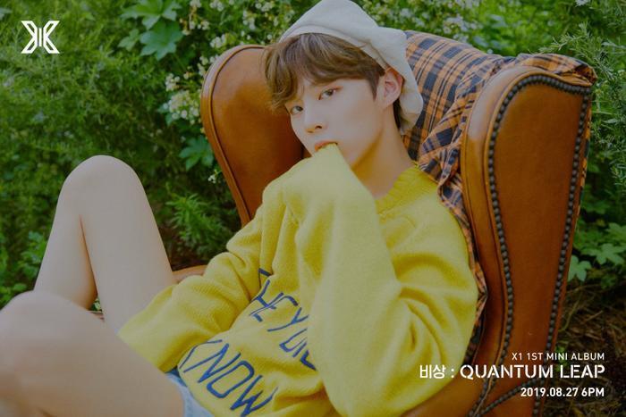 Produce X 101: Kim Min Kyu dự họp fan của Lee Jin Hyuk, Kim Woo Seok (X1) gửi video nhắn nhủ xúc động ảnh 20