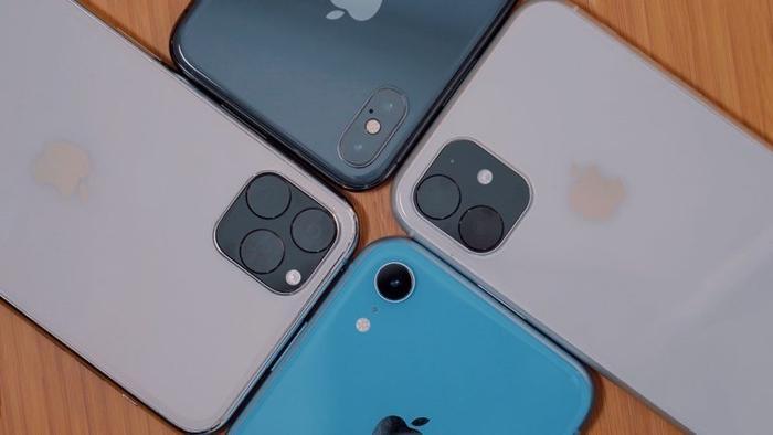Thiết bị kế nhiệm iPhone Xr sắp ra mắt có thể có camera kép ở mặt lưng.