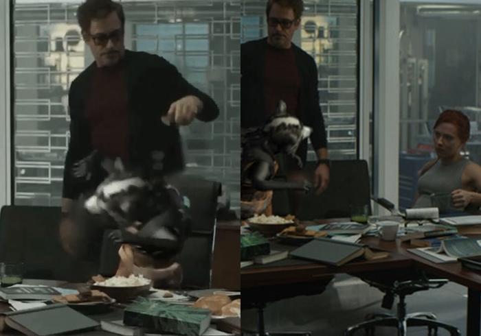 """Tony thẳng tay cạo đầu Rocket vì quá """"lì""""."""