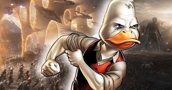 """Howard the Duck xuất hiện trong """"Avengers: Endgame""""."""