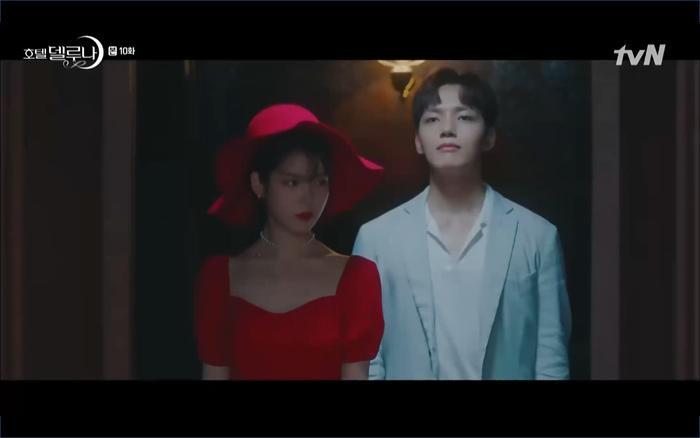 Phim Hotel Del Luna tập 10: Yeo Jin Goo vừa được phục chức hoa thần đã nở báo hiệu cái chết cận kề của IU? ảnh 7