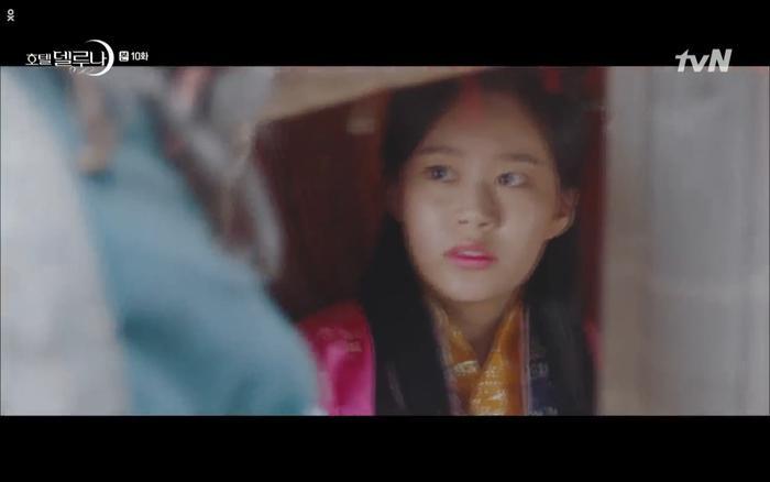 Phim Hotel Del Luna tập 10: Yeo Jin Goo vừa được phục chức hoa thần đã nở báo hiệu cái chết cận kề của IU? ảnh 24