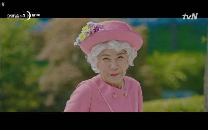 Phim Hotel Del Luna tập 10: Yeo Jin Goo vừa được phục chức hoa thần đã nở báo hiệu cái chết cận kề của IU? ảnh 29