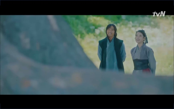 Phim Hotel Del Luna tập 10: Yeo Jin Goo vừa được phục chức hoa thần đã nở báo hiệu cái chết cận kề của IU? ảnh 33