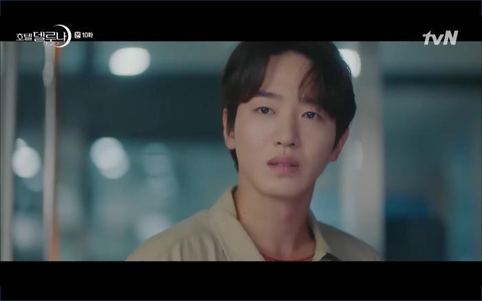 Phim Hotel Del Luna tập 10: Yeo Jin Goo vừa được phục chức hoa thần đã nở báo hiệu cái chết cận kề của IU? ảnh 44