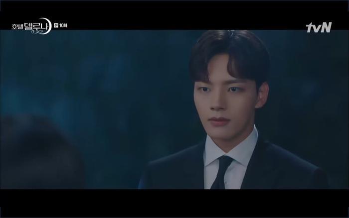 Phim Hotel Del Luna tập 10: Yeo Jin Goo vừa được phục chức hoa thần đã nở báo hiệu cái chết cận kề của IU? ảnh 46