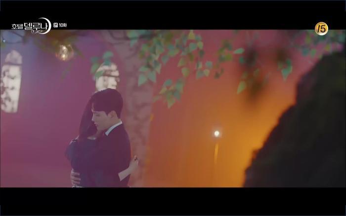 Chan Sung khẳng định sẽ không để cô tan biến.