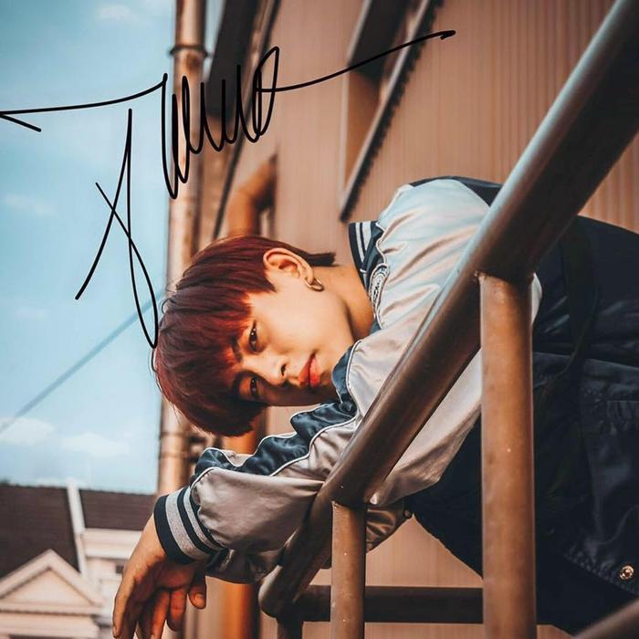 Hotboy 9X Phan Đặng Trùng Dương (Ảnh: NVCC)